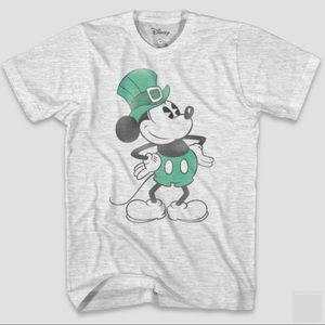 Disney Mickey Mouse St. Patrick's Day T-Shirt